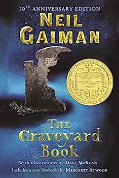 Paperback The Graveyard Book