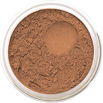 Bellaterra Cosmetics Mineral Powder Foundation | Long-Lasting All-Day Wear | Buildable Sheer to Full Coverage – Matte | Sensitive Skin Approved | Natural SPF 15  Cinnamon  9 grams