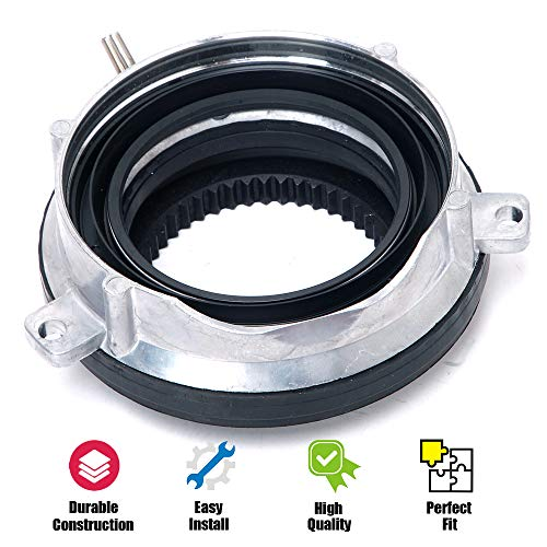 Price comparison product image USTAR IWE Auto Locking Hub Actuator for 2004-2015 Ford F150 2003-2015 Ford Expedition 2003-2015 Lincoln Navigitor 2006-2008 Lincoln Mark LT Replaces 7L1Z-3C247-A 600-105