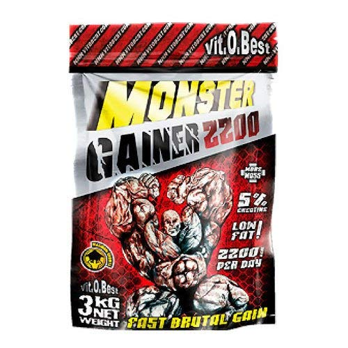 Carbohidratos MONSTER GAINER 2200 -...