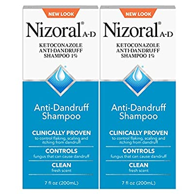 Nizoral Anti-dandruff Shampoo Fresh