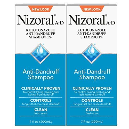 Nizoral Anti-dandruff Shampoo, Fresh, 14 Fl Oz (Pack of 2)