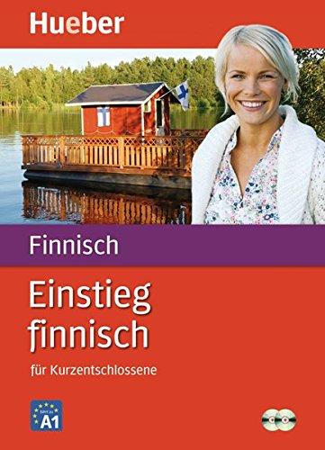 Einstieg finnisch: für Kurzentschlossene / Paket: Buch + 2 Audio-CDs