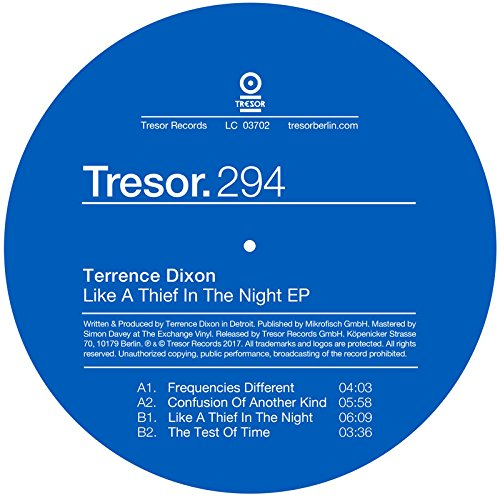 Like a Thief in the Night Ep [Vinyl LP]