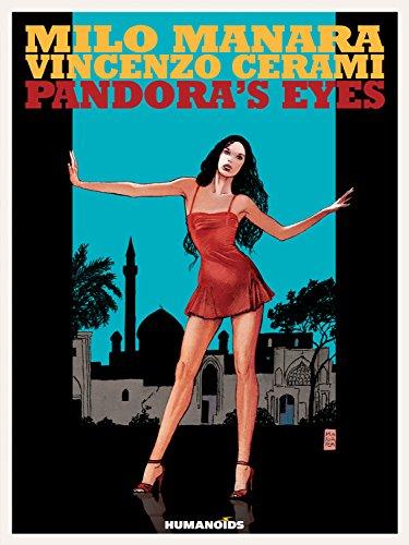 Pandora's Eyes: Oversized Deluxe (English Edition)