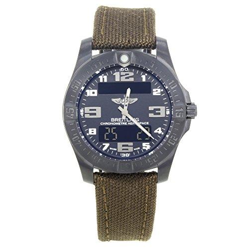 Breitling Professional EVO V7936310/BD60–108W Titanium quarzo...