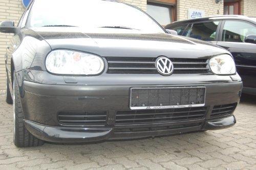 Volkswagen VW Golf 4 R32 Jubiläum Spoilerecken für die Frontschürze Tuning