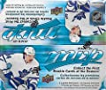 2020 2021 Upper Deck MVP Hockey Series Unopened Retail Box of 36 Packs with Chance for Stars, 1 Draft Picks, Rookie Cards, Silver Scripts Plus
