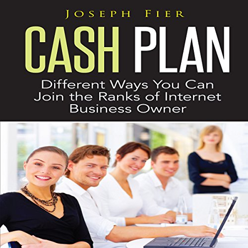 Cash Plan audiobook cover art