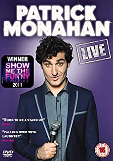 Patrick Monahan Live - Winner Show Me The Funny 2011