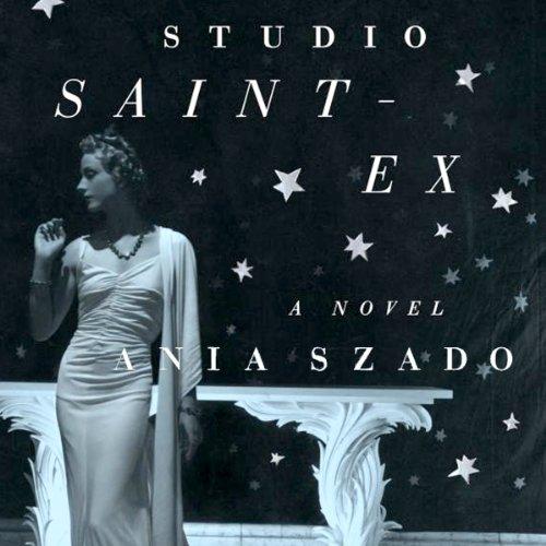 Studio Saint-Ex audiobook cover art