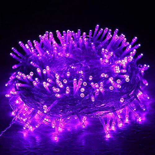 SACYSAC Led-buitenverlichting, snoer voor binnen en buiten, kerstverlichting, snoer voor bruiloft, Kerstmis, tuinfeest, waterdicht lichtsnoer