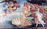 NOVELOVE Wand Kunst Bild Klassische Berühmte Gemälde