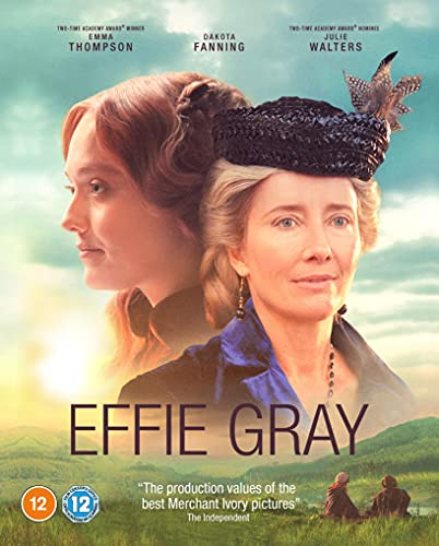 Effie Gray (Special Edition) [Dual Format] [Blu-ray]