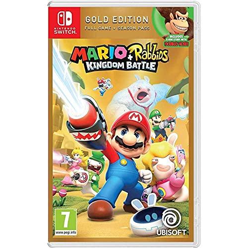 Juegos Nintendo Switch Mario Rabbids Marca UBI Soft