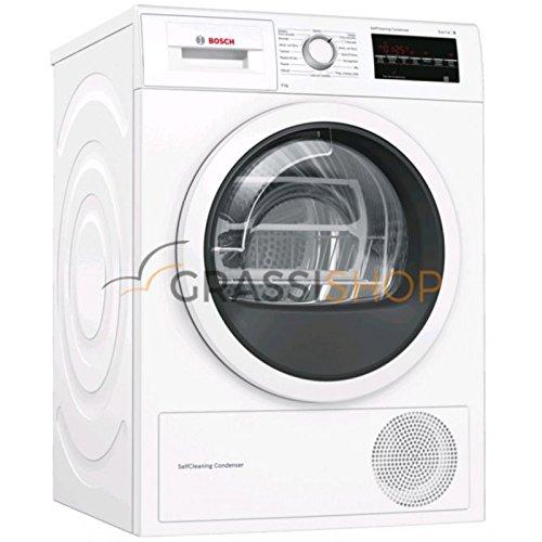 Bosch Serie 6 WTW85469II asciugatrice Libera installazione Caricamento frontale Bianco 9 kg A++