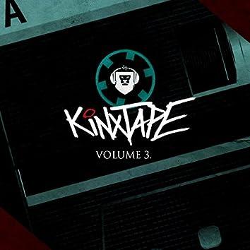 KINXTAPE, Vol. 3