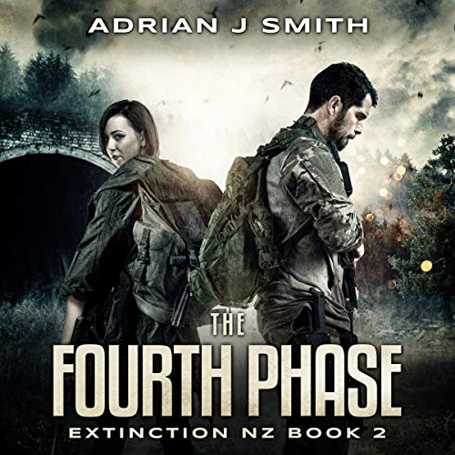 The Fourth Phase     The Extinction New Zealand Series, Book 2              By:                                                                                                                                 Adrian J. Smith                               Narrated by:                                                                                                                                 Raphael Corkhill                      Length: 8 hrs and 23 mins     27 ratings     Overall 4.7