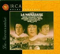 Massenet: La Navarraise / Horne, Domingo, Milnes, Bacquier, Zaccaria, Davies, LSO, Lewis by Marilyn Horne (2002-02-11)