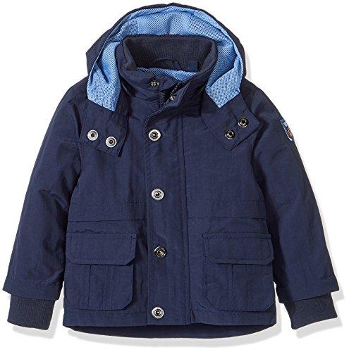 BLUE SEVEN Blue Seven Baby-Jungen Kapuze Jacke, Blau (Dk Blau 574), 80