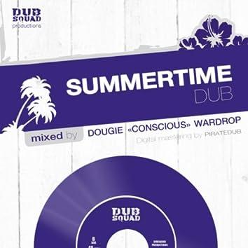 "Summertime Dub (feat. Dougie ""conscious"" Wardrop) - Single"