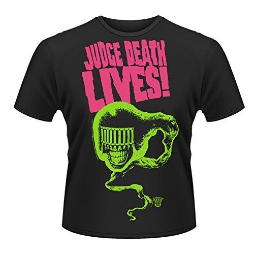 Official 2000 AD ABC Warriors Unisex T-Shirt Comics Series Judge Dredd Hardware