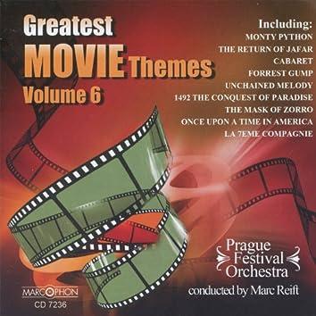 Greatest Movie Themes, Vol. 6