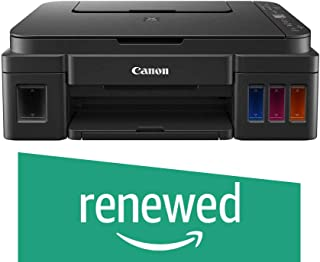 (Renewed) Canon Pixma G3012 All-in-One Wireless Ink Tank Colour Printer