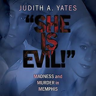 She Is Evil! audiobook cover art
