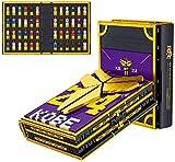 SKAJOWID Kobe Edificio Bloque del Libro Building Blocks Modelo de Juguete Kit Set, Lego Compatible para Construir, Regalos de cumpleaños de los niños, Conveniente para la colección (2299 PCS)