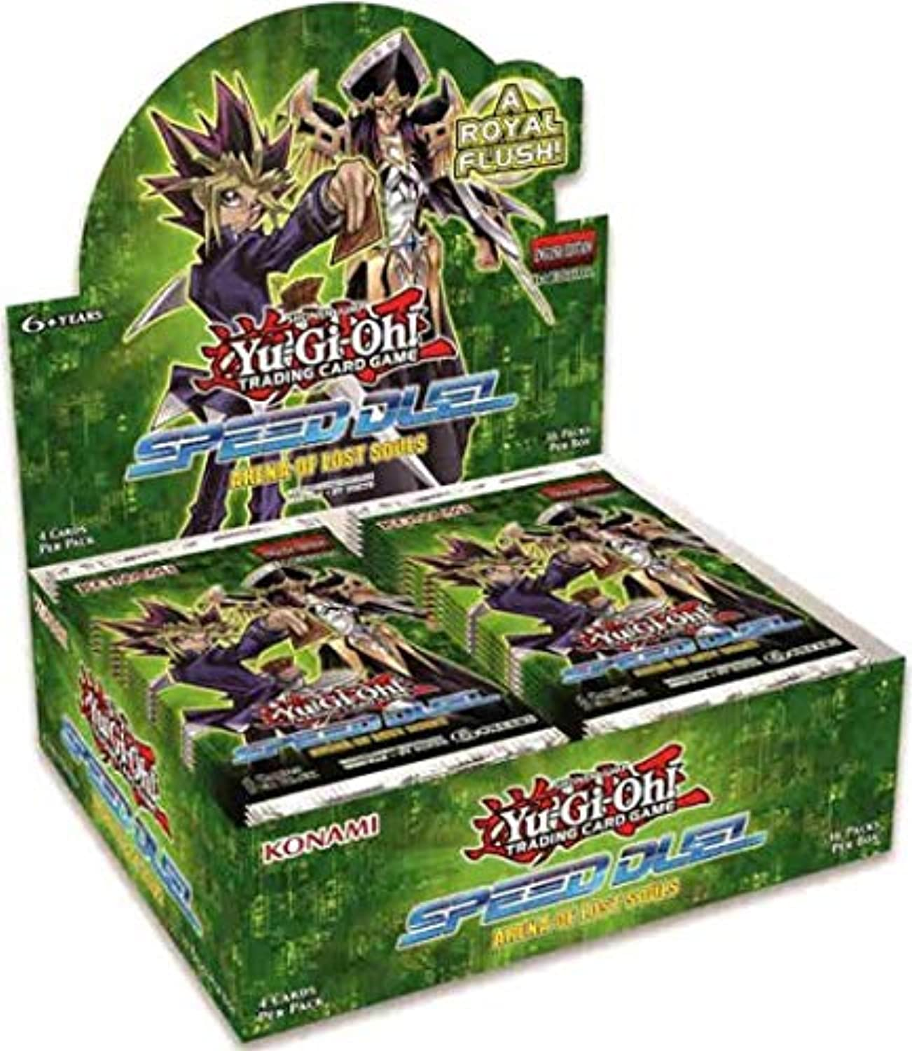 Speed Duel  Arena of Lost Souls  Booster Box