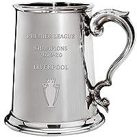 リバプール2019-20プレミアリーグチャンピオン、1ptピューターセレブレーションタンカード