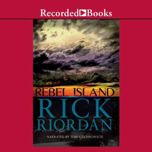 Rebel Island audiobook cover art