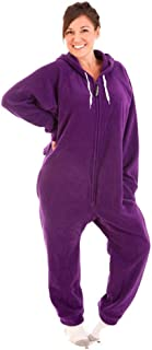 Forever Lazy Non-Footed Adult Onesies | One-Piece Pajama Jumpsuits for Men and Women | Unisex