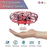 Ceepko 2019 UFO Giocattoli Volanti Droni per Bambini, Mini Drone Giocattoli manuali droni a Sfera...