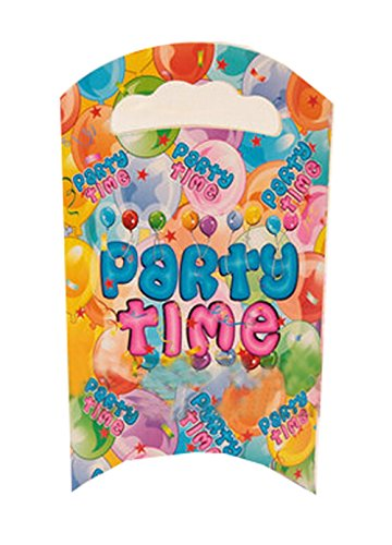 Blancho Lot de 15 sacs de fête en papier pour enfants 21,6 cm
