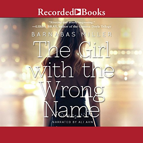 The Girl with the Wrong Name cover art