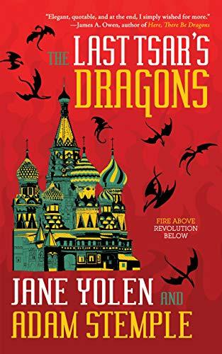 Image of The Last Tsar's Dragons