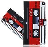 Wiko Sunny 2 Handy Tasche, FoneExpert® Wallet Hülle Vintage Cover Hüllen Etui Hülle Ledertasche Lederhülle Schutzhülle Für Wiko Sunny 2