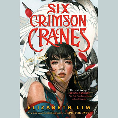 Couverture de Six Crimson Cranes