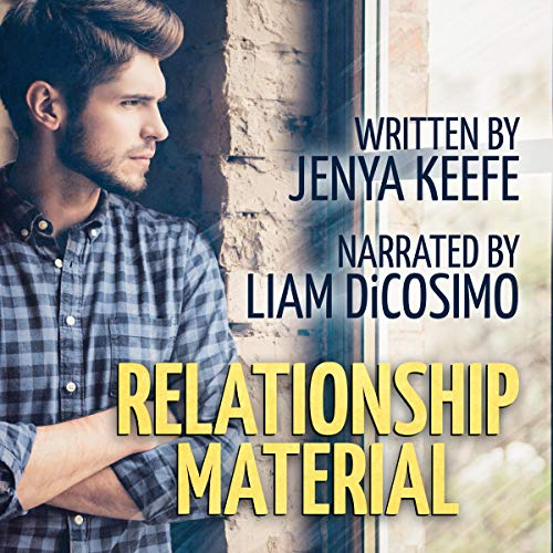 Relationship Material audiobook cover art