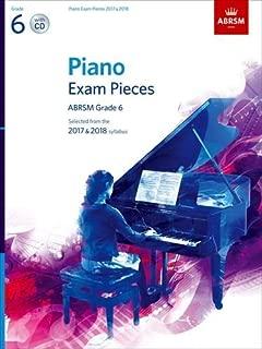 Best abrsm 2017 piano pieces Reviews