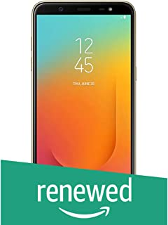 (Renewed) Samsung Galaxy J8 (Gold, 64GB, 4 GB)
