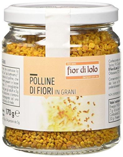 Fior di Loto Polline in Grani - 170 gr