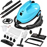 MLMLANT 2000W Multi purpose Steam Cleaner,Kills 99.9% of Bacteria Without Cleaning Chemicals,Steam Mop Steamer Cleaner with 21 Accessories 1500ML Capacity for Floors Windows and Carpet,kill bed bug