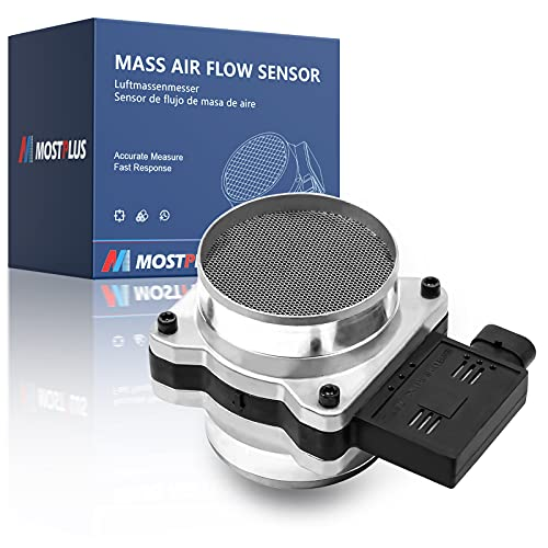MOSTPLUS High Performance Mass Air Flow Sensor MAF Compatible for Chevrolet Buick GMC V6 Engine only 25180303