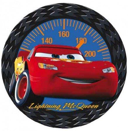 Tapis pour enfant motif cars de disney lightning mcQueen 133 cm