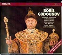 Mussorgsky: Boris Godunov by Mussorgsky