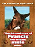 The Adventures of Francis the Talking Mule, Vol. 1 (Francis the Talking Mule / Francis Goes to the Races / Francis Goes to West Point / Francis Covers the Big Town)