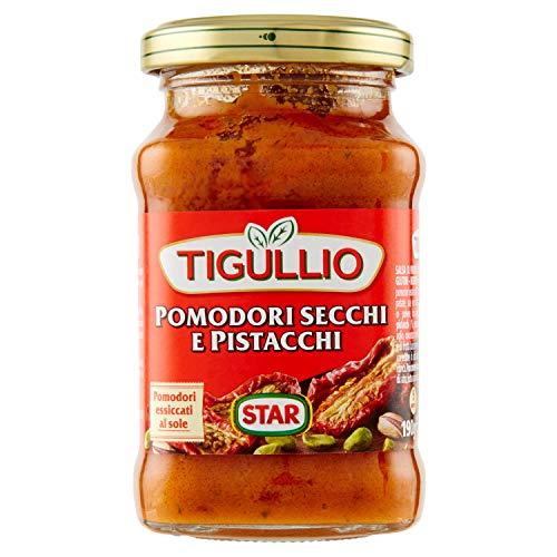 Tigullio GranPesto Pomodori Secchi e Pistacchi - 190 g